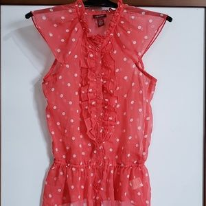 Arizona Jeans Young Girls Seethrough blouse